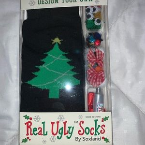 Design your own Real Ugly Socks by Soxland
